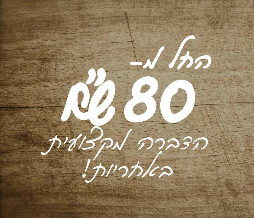 הרחקת יונים מקצועית החל מ-80 שח למטר